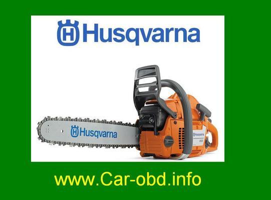 Husqvarna Chainsaws For Sale. Husqvarna chainsaw Operators