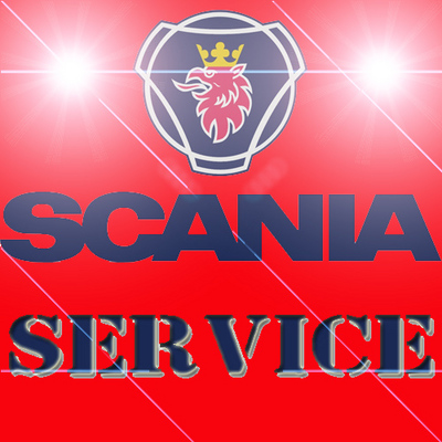 Scania truck workshop manual technical information cd | auto.