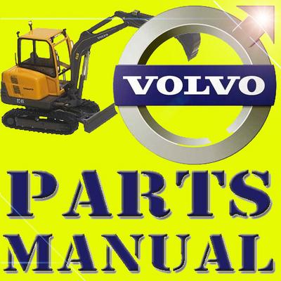 Volvo Excavator Parts Near Me