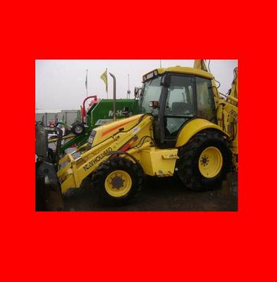 New holland b 115 pdf to excel