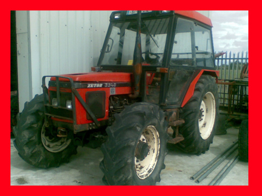 Zetor Tractor Workshop Repair Manual 3320 3340 4320 4340 border=