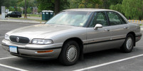Thumbnail 1997 LASABRE SERVICE AND REPAIR MANUAL