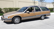 Thumbnail 1991 ROADMASTER ESTATE WAGON SERVICE AND REPAIR MANUAL
