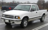 Thumbnail 1994 S10 PICKUP SERVICE AND REPAIR MANUAL