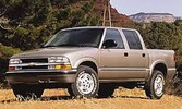 Thumbnail 2001 S10 PICKUP SERVICE AND REPAIR MANUAL