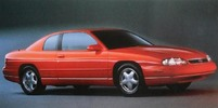 Thumbnail 1995 MONTE CARLO LS SERVICE AND REPAIR MANUAL