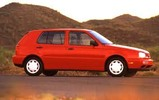 Thumbnail 1996 VOLKSWAGEN GOLF ALL MODELS SERVICE AND REPAIR MANUAL