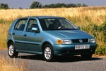 1994 VOLKSWAGEN POLO ALL MODELS SERVICE AND REPAIR MANUAL