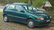 1996 VOLKSWAGEN POLO ALL MODELS SERVICE AND REPAIR MANUAL