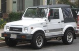 Thumbnail 1996 SUZUKI SAMURAI ALL MODELS SERVICE AND REPAIR MANUAL