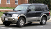 Thumbnail 2005 MITSUBISHI MONTERO SERVICE AND REPAIR MANUAL