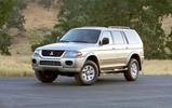 Thumbnail 2002 MITSUBISHI MONTERO SPORT SERVICE AND REPAIR MANUAL