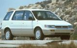 Thumbnail 1996 MITSUBISHI EXPO SERVICE AND REPAIR MANUAL