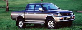 Thumbnail 1998 MITSUBISHI TRITON ALL MODELS SERVICE AND REPAIR MANUAL