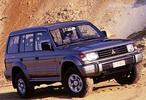 Thumbnail 1992 MITSUBISHI PAJERO ALL MODELS SERVICE AND REPAIR MANUAL