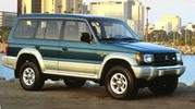 Thumbnail 1997 MITSUBISHI PAJERO ALL MODELS SERVICE AND REPAIR MANUAL