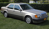 Thumbnail 1994 MERCEDES E-CLASS W124 SERVICE AND REPAIR MANUAL