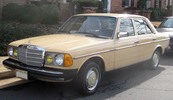 Thumbnail 1984 MERCEDES E-CLASS W123 SERVICE AND REPAIR MANUAL