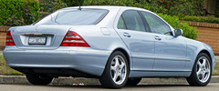 Thumbnail 2000 MERCEDES S-CLASS W220 SERVICE AND REPAIR MANUAL