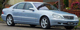 Thumbnail 1999 MERCEDES S-CLASS W220 SERVICE AND REPAIR MANUAL