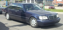 Thumbnail 1998 MERCEDES S-CLASS W140 SERVICE AND REPAIR MANUAL