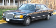 Thumbnail 1988 MERCEDES S-CLASS W126 SERVICE AND REPAIR MANUAL