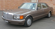 Thumbnail 1987 MERCEDES S-CLASS W126 SERVICE AND REPAIR MANUAL