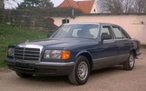 Thumbnail 1984 MERCEDES S-CLASS W126 SERVICE AND REPAIR MANUAL