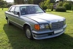 Thumbnail 1982 MERCEDES S-CLASS W126 SERVICE AND REPAIR MANUAL