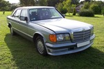 Thumbnail 1981 MERCEDES S-CLASS W126 SERVICE AND REPAIR MANUAL