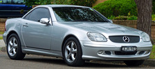 Thumbnail 2004 MERCEDES SLK-CLASS R170 REEPAIR AND SERVICE MANUAL