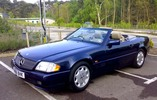 Thumbnail 1996 MERCEDES SL-CLASS R129 REEPAIR AND SERVICE MANUAL