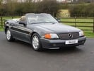 Thumbnail 1994 MERCEDES SL-CLASS R129 REEPAIR AND SERVICE MANUAL