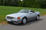 Thumbnail 1993 MERCEDES SL-CLASS R129 REEPAIR AND SERVICE MANUAL