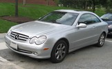 Thumbnail 2003 MERCEDES CLK-CLASS C209 AND A209 REPAIR MANUAL