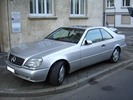 Thumbnail 1993 MERCEDES CL-CLASS C140 COUPE SERVICE AND REPAIR MANUAL