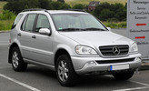Thumbnail 2003 MERCEDES ML-CLASS W163 SERVICE AND REPAIR MANUAL