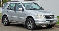 Thumbnail 2000 MERCEDES ML-CLASS W163 SERVICE AND REPAIR MANUAL