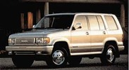 Thumbnail 1994 ISUZU TROOPER SERVICE AND REPAIR MANUAL