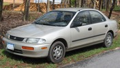 Thumbnail 1994 MAZDA 323 BH BA ALL MODELS SERVICE AND REPAIR MANUAL