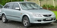 Thumbnail 2003 MAZDA 323 BJ SERIES ALL MODELS SERVICE AND REPAIR MANUA