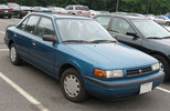Thumbnail 1989 MAZDA PROTEGE BG SERIES ALL MODELS SERVICE AND REPAIR