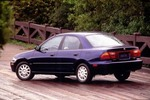 Thumbnail 1996 MAZDA PROTEGE BG SERIES ALL MODELS SERVICE AND REPAIR M
