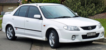 Thumbnail 2002 MAZDA PROTEGE BJ SERIES ALL MODELS SERVICE AND REPAIR M