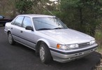 Thumbnail 1988 MAZDA 626 GD GV SERIES ALL MODELS SERVICE AND REPAIR MA
