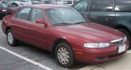 Thumbnail 1995 MAZDA 626 GE SERIES ALL MODELS SERVICE AND REPAIR MANUA