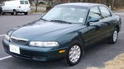 Thumbnail 1996 MAZDA 626 GE SERIES ALL MODELS SERVICE AND REPAIR MANUA