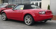 Thumbnail 2009 MAZDA MX-5 MIATA ALL MODELS SERVICE AND REPAIR MANUAL