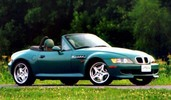 Thumbnail 1995 BMW Z-SERIES Z3 COUPE AND ROADSTER SERVICE AND REPAIR M