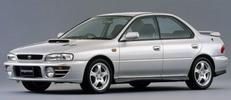 1992 SUBARU IMPREZA GC GF GM SERVICE AND REPAIR MANUAL